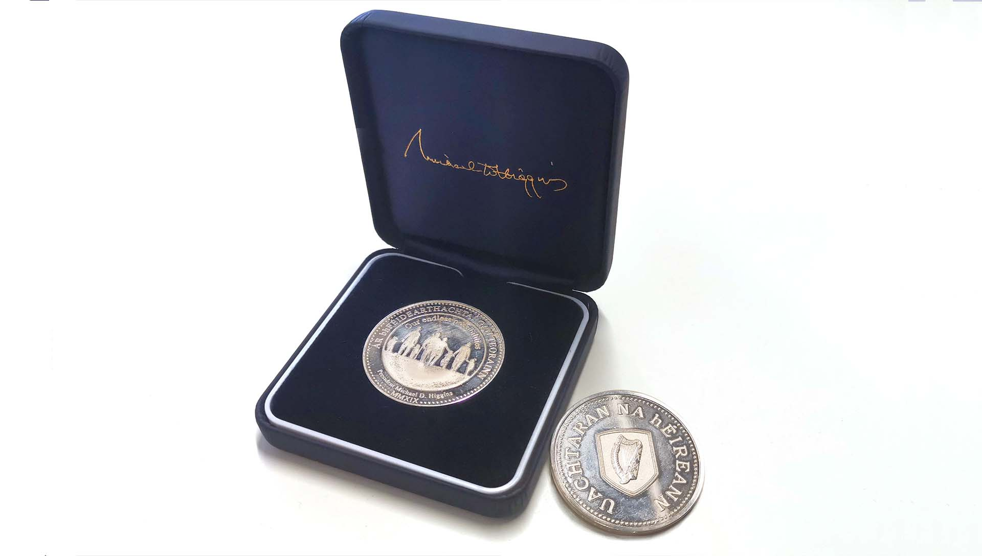 Presidents Office Coin